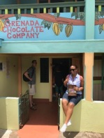 At Grenada Chocolate Company